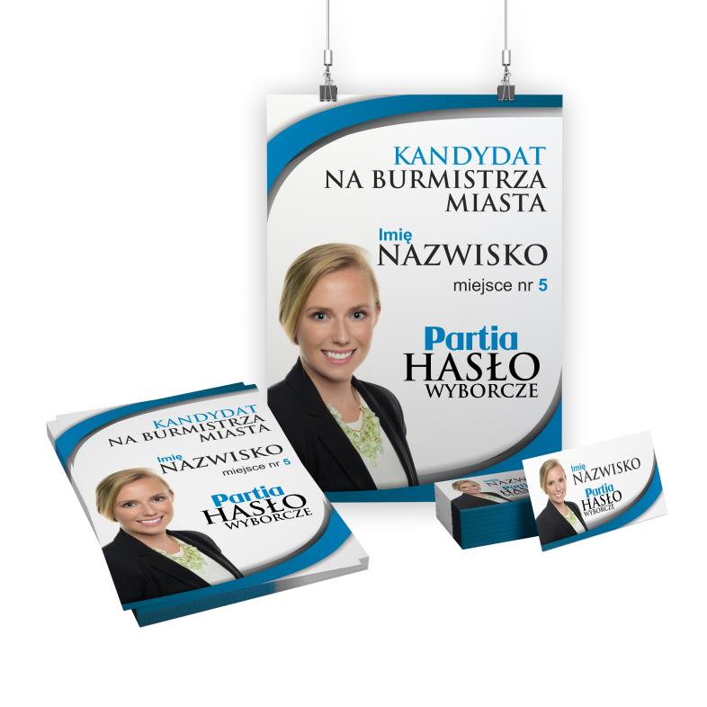 plakaty wyborcze